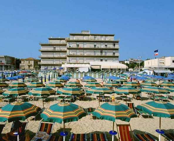 Hotel Flying, cazare la mare